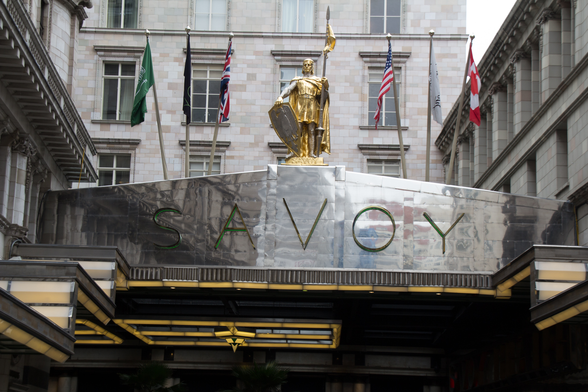 Trip Report – RTW – Part 6: London Day 3 – The Savoy