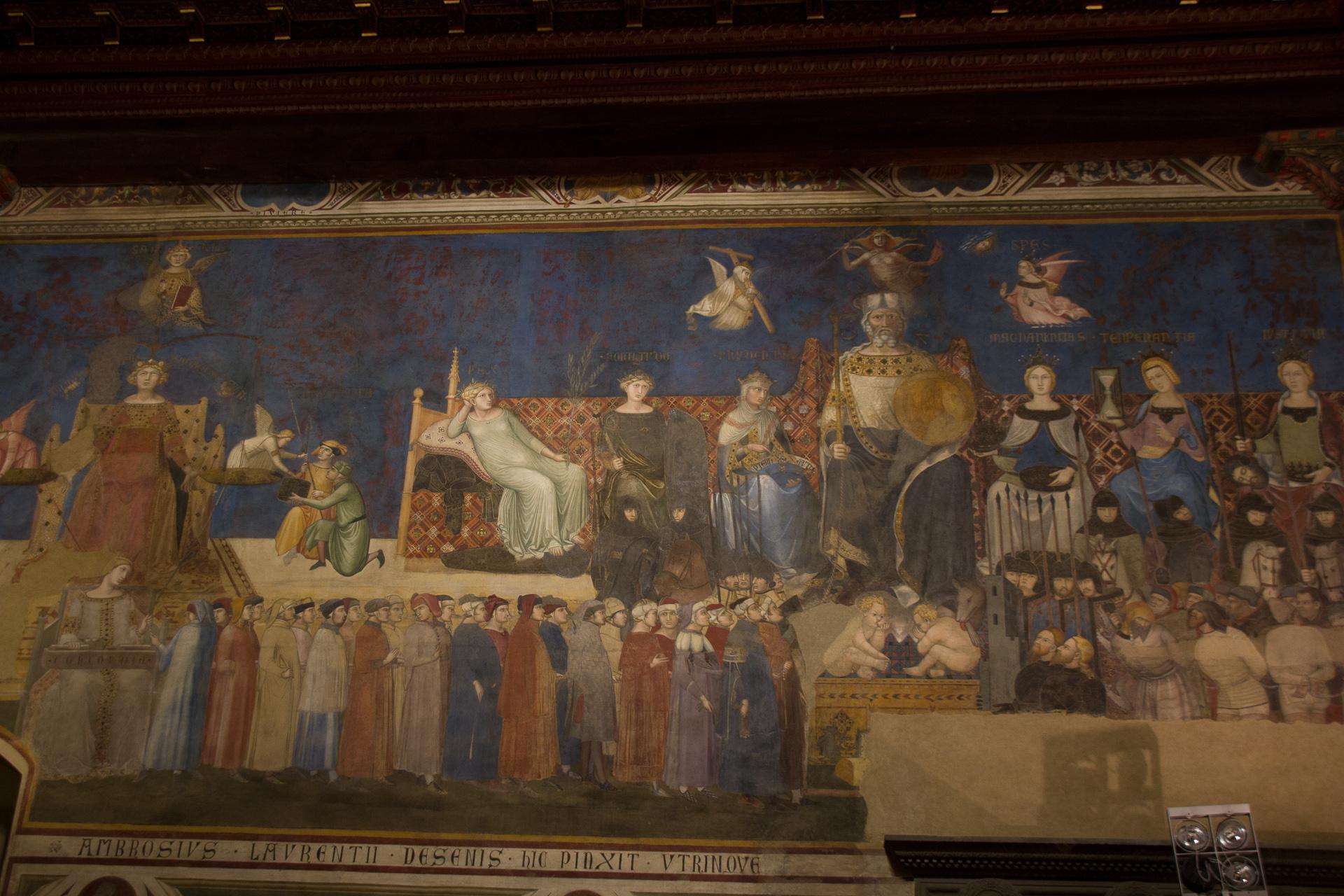 Trip Report – RTW – Part 7: Italy Day 1: Siena