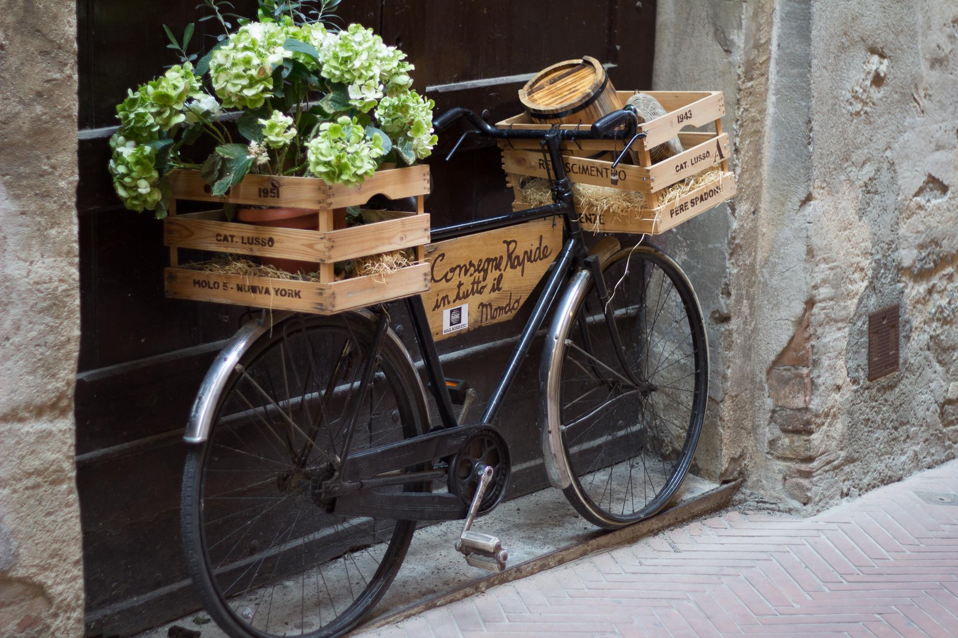 Trip Report – RTW – Part 7: Italy Day 2: San Gimignano