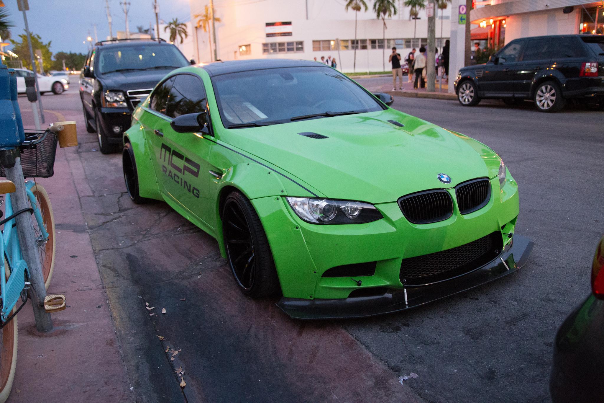 Oddball cars of Miami
