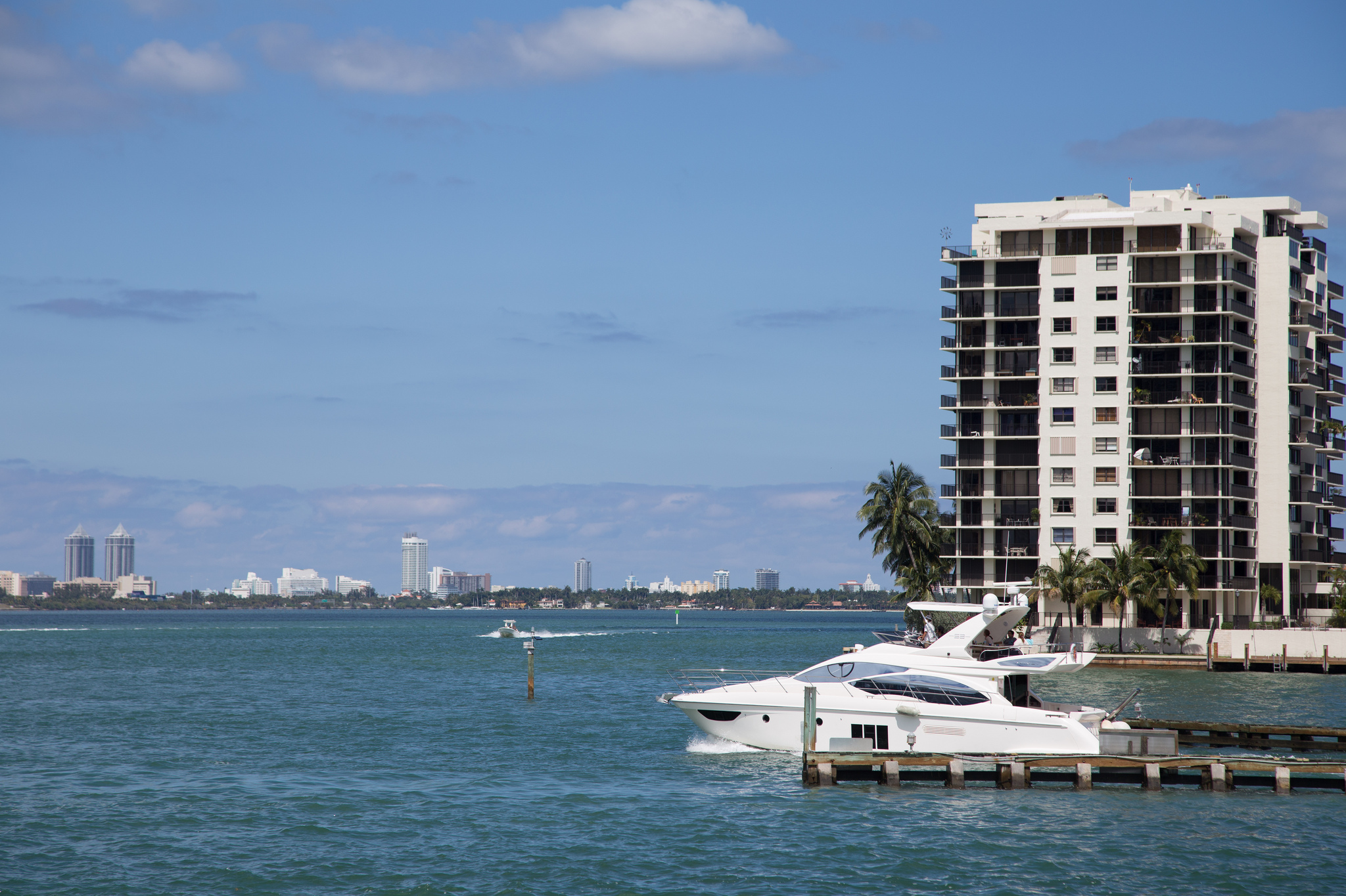 Wandering around Miami