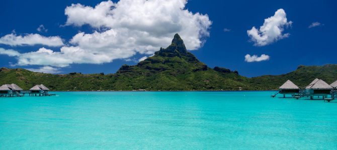 The magical draw of Bora Bora