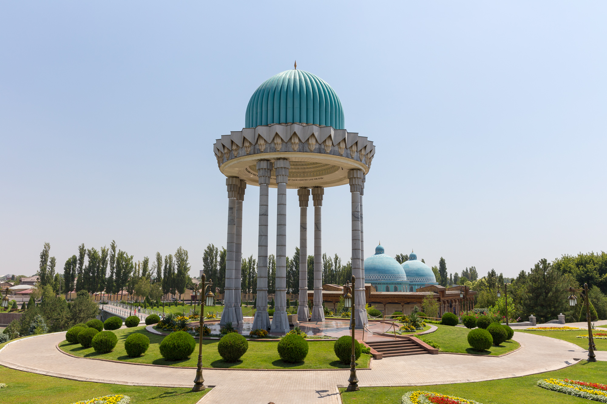A visit to Tashkent, and why everyone drives a Chevrolet there